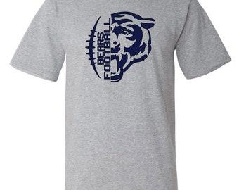 Bears Shirt - Packers Shirt - NFL Team Shirts d3574801b