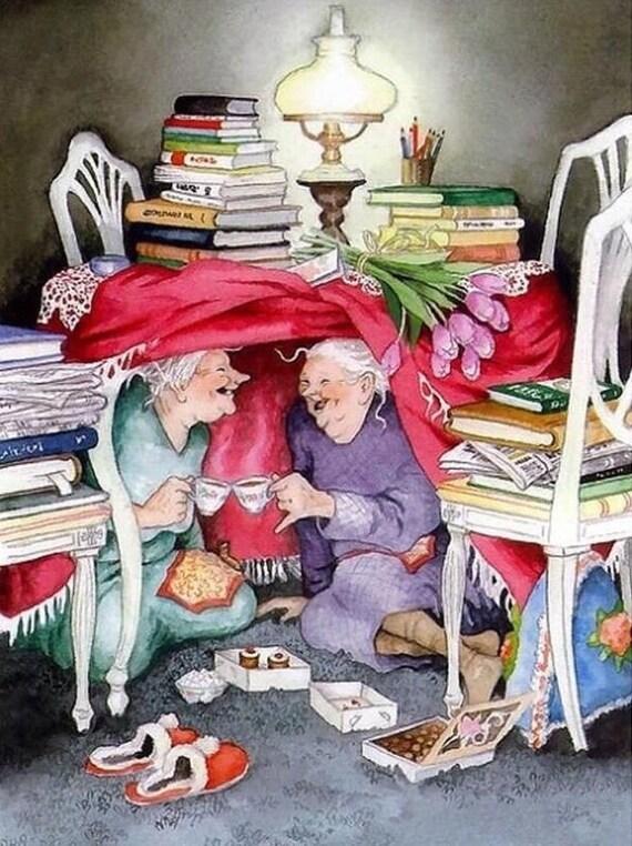 5D DIY Full Drill Diamond Painting Older Couples Cross Stitch Mosaic Home Decor