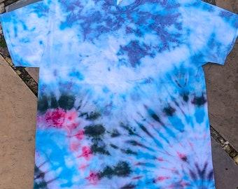 aa96af59bbd2 Spiral Crumble Tie Dye T-Shirt Adult Children