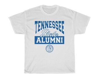 4016f87aa Tennessee State University - TSU - Apparel - Unisex Heavy Cotton T-Shirt