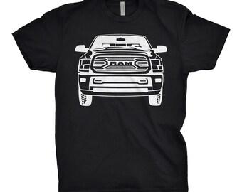 2017 Dodge Ram Truck Shirt, Dodge Ram Shirt, Dodge Shirt, 2016, 2017, 2018 Dodge Ram, Car Shirt, Truck Shirt,