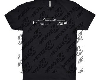 1965 Cadillac Deville, Car Enthusiast, Car Art, Gift, 1965 Cadillac, 1965 Cadillac Coupe Deville, Cadillac Shirt, Classic Car Shirt