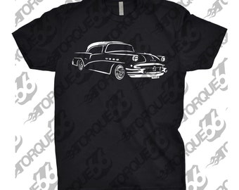 Classic Car Shirt of 1956 Buick Special, Car Enthusiast, Gift, 1955 1956 1957 Buick Shirt, 1956 Buick Shirt, Car Gift
