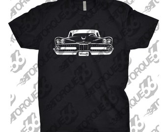 Classic Car Shirt of 1959 Dodge, Car Enthusiasts, Dodge Coronet, 1956 1957 1958 1960 Dodge Shirt, 1959 Dodge Cornet Shirt