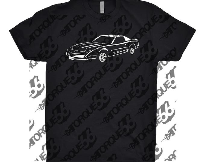 1992 Pontiac Firebird, Car Enthusiast, Car Art, 1992 Pontiac Shirt, 1992 Pontiac Firebird Shirt, Gift, Classic Car Shirt