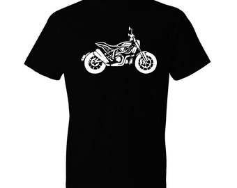 Classic Car Shirt of Indian Motorcycle, Inidian Motorcycle Shirt, Motorcycle Shirt, Chopper Shirt, Motorcycle Art, Motorcycle Racing Shirt
