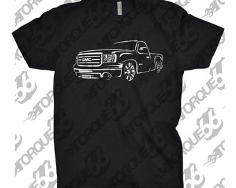 2013 GMC Sierra Shirt, Car Enthusiasts, GMC Shirt, Gift, Classic Car Shirt, 2013 2014 2015 GMC Shirt, 2013 gmc Shirt, 2013 gmc hoodie