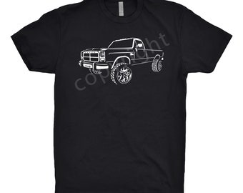 1992 Dodge Ram Shirt, Car Enthusiast, Dodge Ram Shirt, Classic Car Shirt, Unisex Shirt,  Dodge Ram, Car Art, Dodge Truck