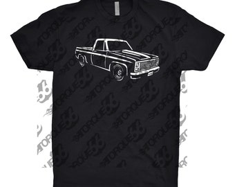 1985 GMC Shirt, Car Enthusiast, 1985 GMC Truck Shirt, Gift, Car Art, GMC Shirt