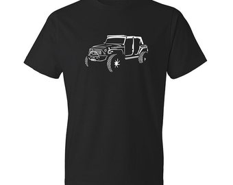 Jeep Shirt, Jeep T-Shirt, Jeep Life, Car Enthusiasts, Classic Car Shirt, Unisex, Jeep Gift, Jeep Wrangler Shirt, Wrangler Shirt, Jeep Stuff
