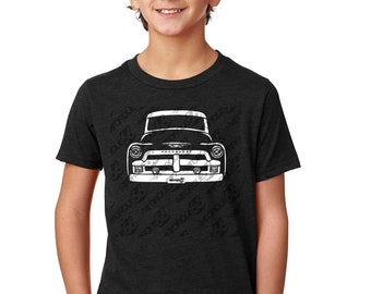 kids Chevy C10 Shirts, Toddler chevy c10 shirts, Toddler Custom Shirt, Chevy C10 Shirt, C10 Shirt