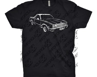 1983 Chevy El Camino Shirt, Car Enthusiast, Gift, El Camino Shirt, Chevy El Camino Shirt, 1981 1982 1983 Chevy El Camino Shirt, Car Art