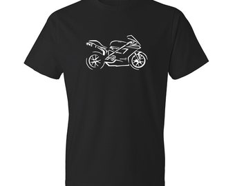 Ducati Motorcycle Shirt, Ducati Shirt, Motorcycle Shirt, Unisex, Motorcycle Gift, Gift for him