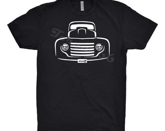 Classic Car Shirt of 1948 Ford F100 Truck, Unisex, 1948 Ford F100, Ford F100 Shirt, 1949 1950 1951 Ford F100 Shirt, 1948 F
