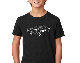Kids Car Shirt