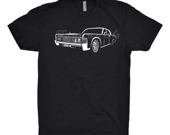 1965 Lincoln Continental Shirt, Car Enthusiast, Lincoln Continental Shirt, 1964 1966 1967 Lincoln Continental Shirt, 1965 Lincoln Hoodie