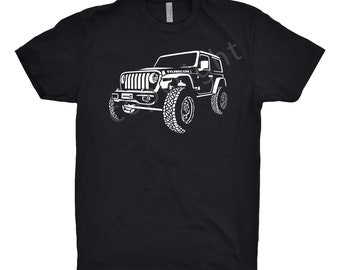 2018 Jeep Shirt, Car Enthusiast, Jeep Shirt, Jeep Wrangler Shirt, Jeep 4x4 Shirt, Wrangler Shirt, 2015 2016 2017 2019 Jeep Wrangler Shirt