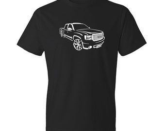 2013 GMC Truck, GMC Shirt, Car Enthusiasts, Classic Car Shirt, Gift, 2012 2013 2014 GMC Shirt,