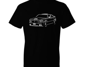2006 Dodge Charger Shirt, Car Enthusiasts, Gift, Classic Car Shirt, Dodge Shirt, Muscle Car Shirt, Gear Head, Charger Shirt, Gift for Him