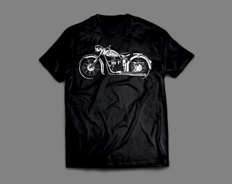 BMW R25 Motorcycle Shirt, Unisex, BMW Shirt, Motorcycle Shirt, Gear Head, Chopper Shirt, Gift for Him, Motorcycle Gift, Vintage Motorcycle