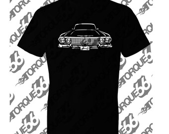 Classic Car Shirt of 1963 Chevy Impala, Car Enthusiasts, Impala Shirt, 1963 Chevy Impala Shirt, 1963 Impala Hoodie, 1964 1965 1962 Impala