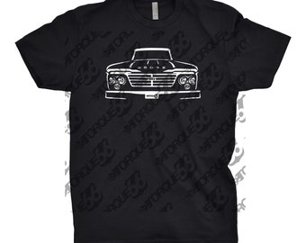 1965 Dodge Sweptline Shirt, Car Enthusiast, 1965 Dodge D100, Gift, 1961 1962 1963 1964 1965 Dodge Truck, Dodge D100 Sweptline