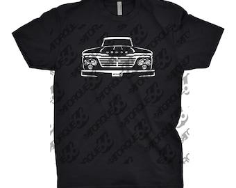 1965 Dodge Sweptline Shirt, Car Enthusiast, 1965 Dodge D100, Gift, 1961 1962 1963 1964 1965 Dodge Truck, Dodge D100 Sweptline