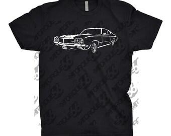 1970 Buick GSX Shirt, Car Enthusiast, Gift, Buick Shirt, Unisex, 1970 1971 1972 Buick GSX