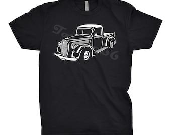 Classic Car Shirt of 1939 Ford Truck, Car Enthusiast, 1939 Ford Shirt, 1939 1940 1941 Ford Truck Shirt, Gift,