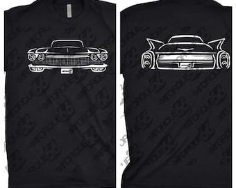 1960 Cadillac Shirt, Car Enthusiast, Gift, 1960 Cadillac Eldorado Shirt, 1959 1960 1961 1962 Cadillac, Car Art, Cadillac Eldorado