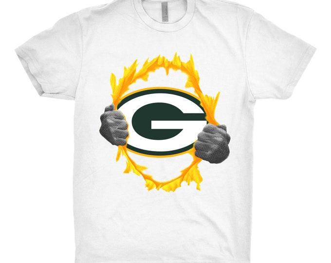 Green Bay Packers, Green Bay Packers Shirt, Green Bay Packers Gift, Packers Shirt,