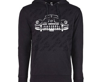 Hand Drawn Shirt of  Buick Super, Car Enthusiasts, Unisex, Buick Hoodie, Buick Shirt, Gift Ford Dad, Car Gift, Gift for Dad, Gift for Him