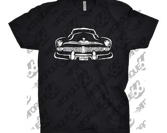 Classic Car Shirt of 1950's Mercury, Car Enthusiasts,  Muscle Car, Gift, Classic Car Shirt, Gift,  Mercury Shirt, 1949 1950 1951 Mercury
