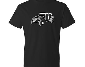 Jeep Shirt, Jeep T-Shirt, Jeep Life, Car Enthusiasts, Classic Car Shirt, Unisex, Jeep Gift, Jeep Wrangler Shirt, Wrangler Shirt, Jeep Stuff
