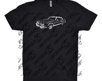 1985 Oldsmobile Shirt, Car Enthusiast, Car Art, 1988 Oldsmobile Delta 88, Classic Car Shirt, Oldsmobile Shirt, Gift