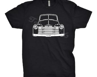 Classic Car Shirt of 1949 Chevy 3100 Truck, Car Enthusiast, Chevy 3100 Shirt, 1949 1950 1951 1952 Chevy 3100 Truck Shirt, Gift, Chevy Truck