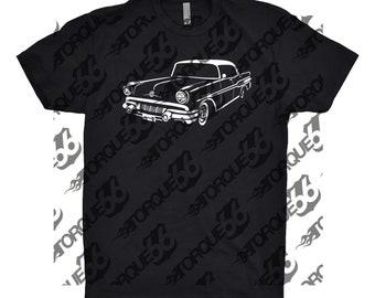 1957 Pontiac Shirt, Car Enthusiast, Car Art, 1957 Pontiac Star Chief, Pontiac Shirt, Gift, Pontiac Shirt