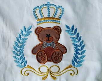 Royalty Embroidery