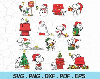 snoopy svg snoopy christmas svg charlie brown svg snoopy t shirt christmas decoration snoopy clipart joe cool svg
