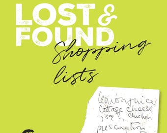 Lost & Found Shopping Lists