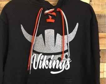 0a199d872d7 Hoover Vikings hoodie