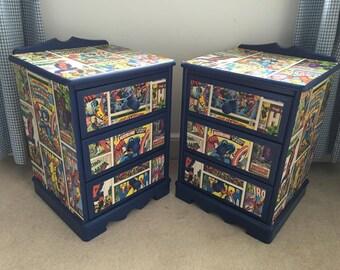 Marvel furniture | Etsy