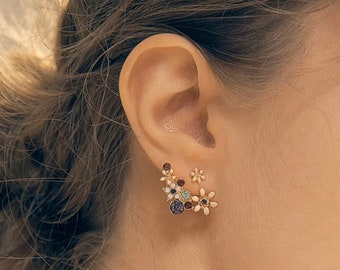 17397292c2a32 Korean earrings | Etsy