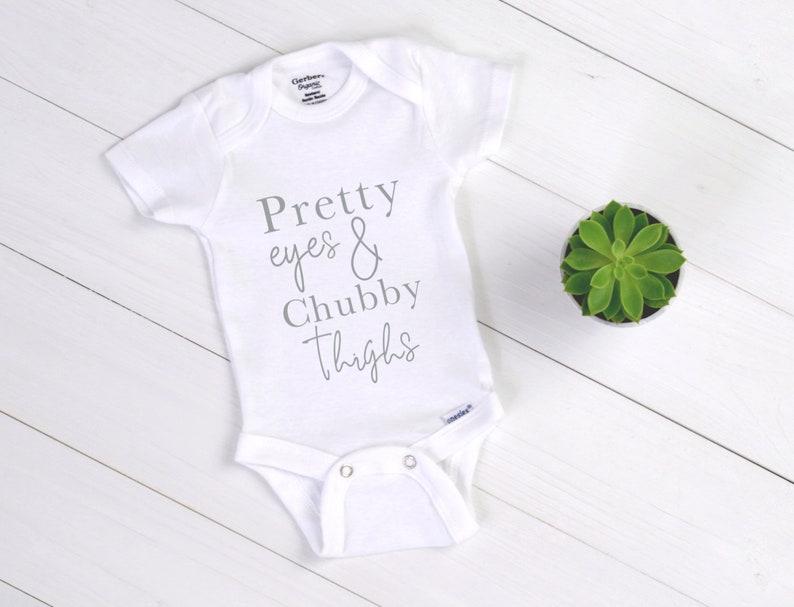 Pretty Eyes /& Chubby Thighs
