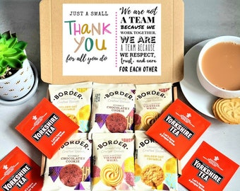 Employee Appreciation Gifts - Administrative Professionals Day Thank Your Staff Gift for Work Colleague Team Well Done - Corporate Executive