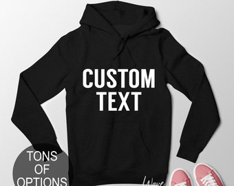 Personalized hoodie  a1ded96030