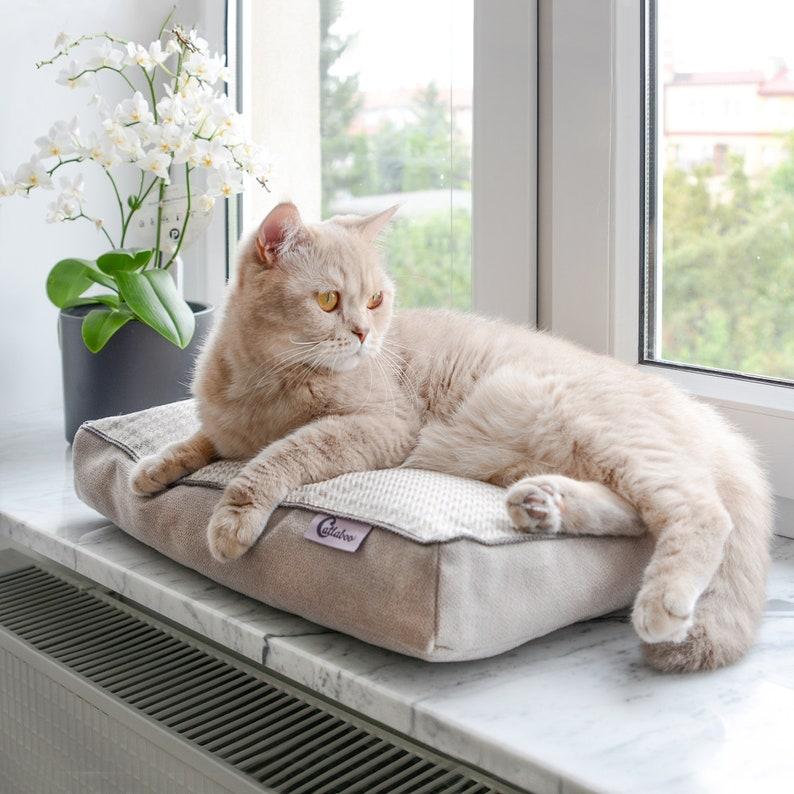 Dream Spot Pillow Pack Cat pillow pack Cat bed Cat blanket image 0