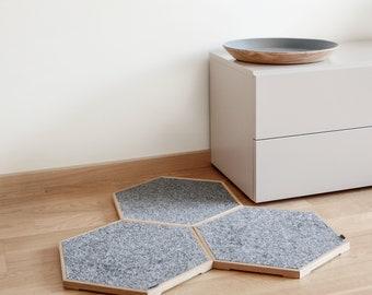 Premium Cat Scratch Panel Set, Scratcher, Pet Bed, Modular Scratching Post, Cat Furniture, Cat Play Furniture, Wall Mounted Scratcher Set