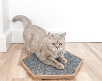 Premium Cat Scratch Panel, Scratcher, Pet Bed, Modular Scratching Post, Cat Furniture, Cat Play Furniture, Wall Scratcher