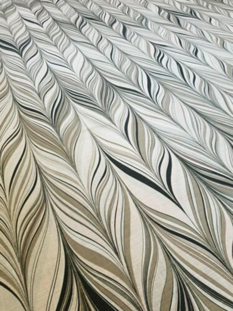Schumacher Firenze By Mary Mcdonald  Curtain Craft Fabric 2.4 Metres Linen Mix